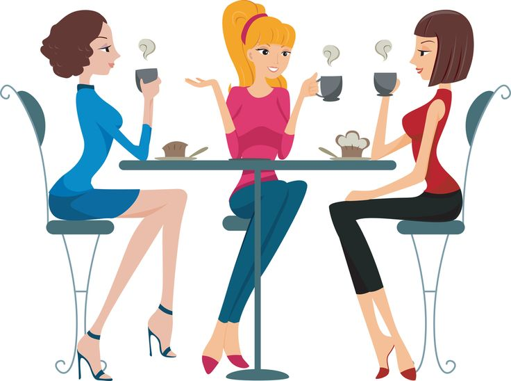 Mansfield Women . - Ladies Night Out Clip Art