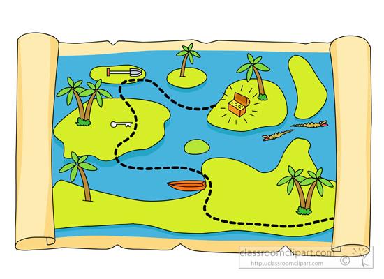 Maps us map clip art image 0