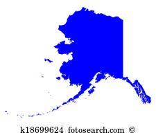 Map Of Alaska-Map of Alaska-18