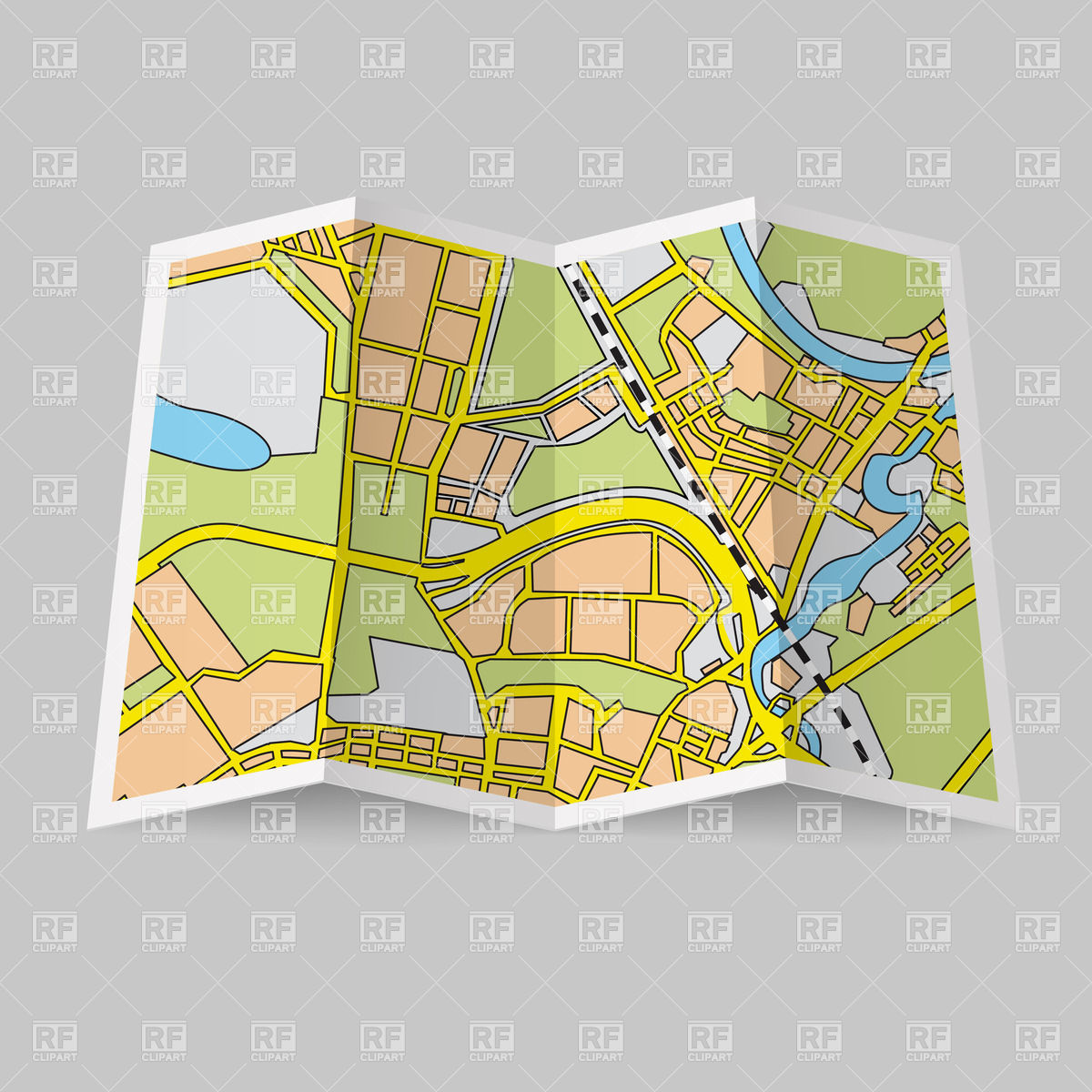 Map On Grey Background Download Royalty -Map On Grey Background Download Royalty Free Vector Clipart Eps-8