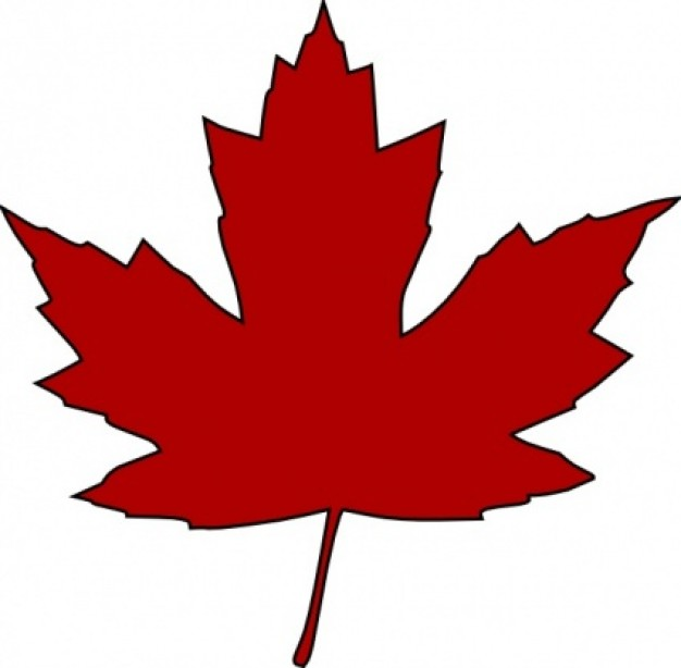 Maple Leaf Clip Art Vector | Free Downlo-Maple Leaf clip art Vector | Free Download-10