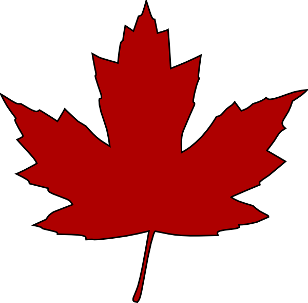 . ClipartLook.com Free Vector Maple Leaf-. ClipartLook.com free vector Maple Leaf clip art-7