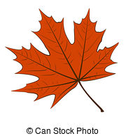 . ClipartLook.com Red Maple Leaf - Red M-. ClipartLook.com Red Maple Leaf - Red maple leaf on a white background. EPS10.-17