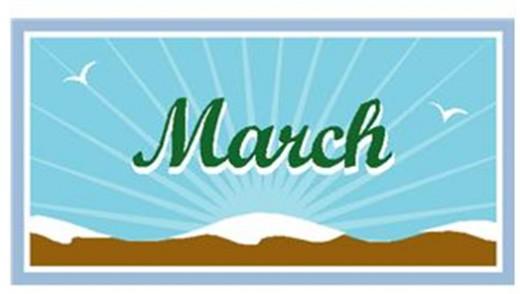 March Clip Art-March Clip Art-7