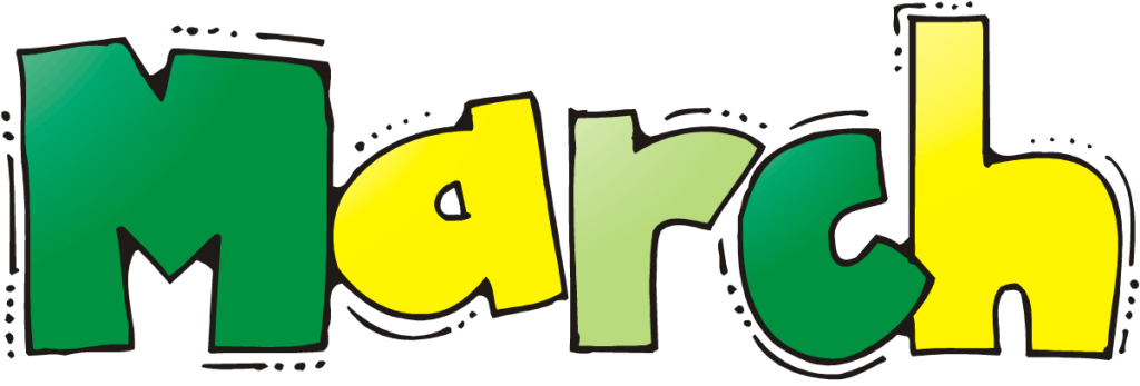 March Clip Art March Clipart Fans-March clip art march clipart fans-9