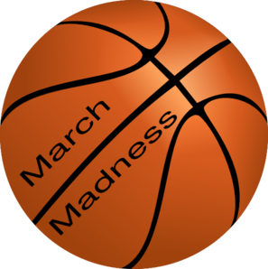 March Madness Basketball Clip Art At Clk-March Madness Basketball Clip Art At Clker Com Vector Clip Art-8