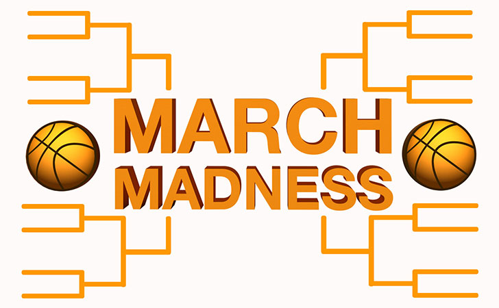 March Madness - March Madness Clip Art