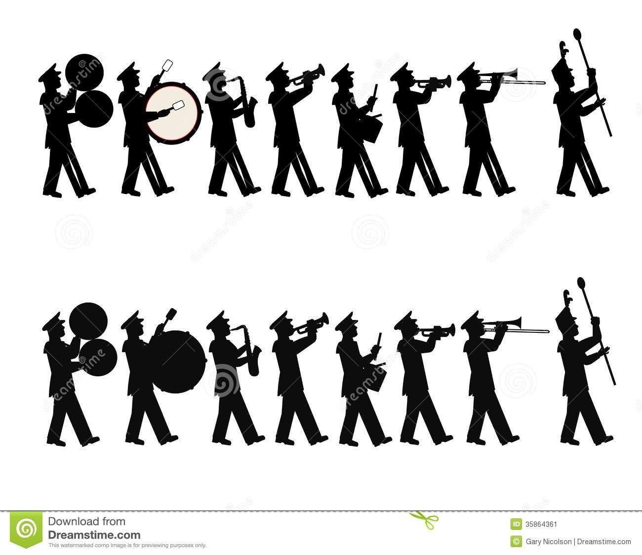 Marching Band Stock Image Image 35864361-Marching Band Stock Image Image 35864361-14