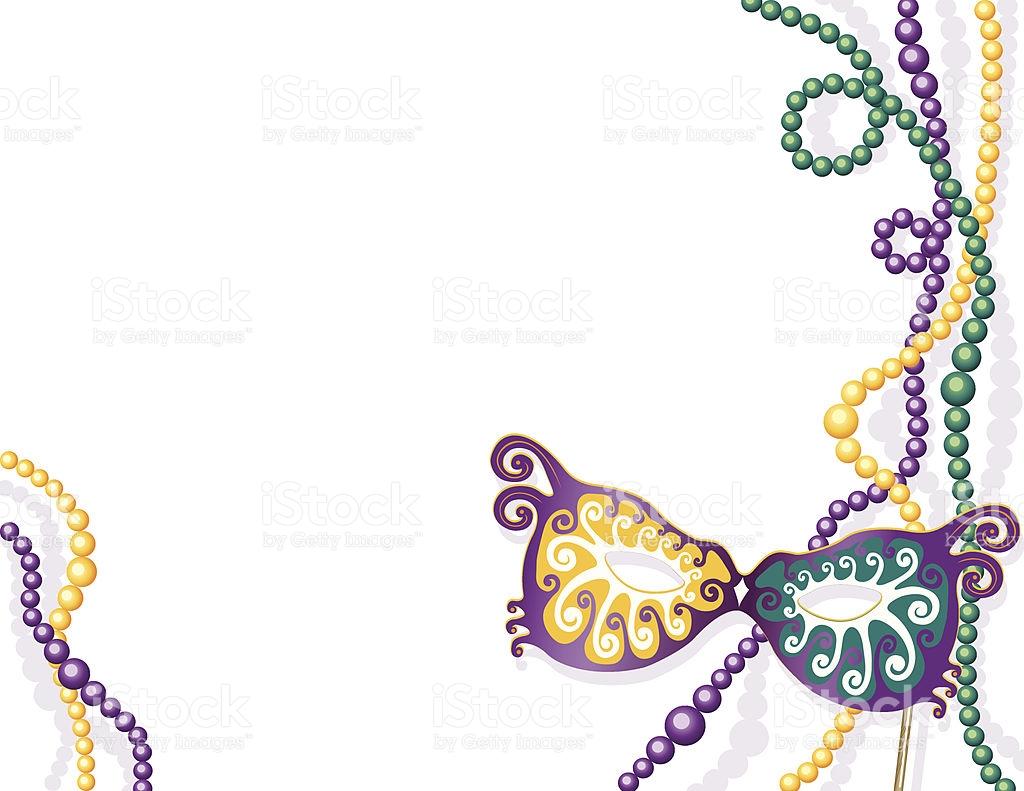 Mardi Gras Border Royalty-free Stock Vec-Mardi Gras Border royalty-free stock vector art-9