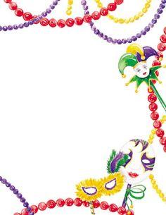 Mardi Gras Borders Clipart-Mardi Gras Borders Clipart-10