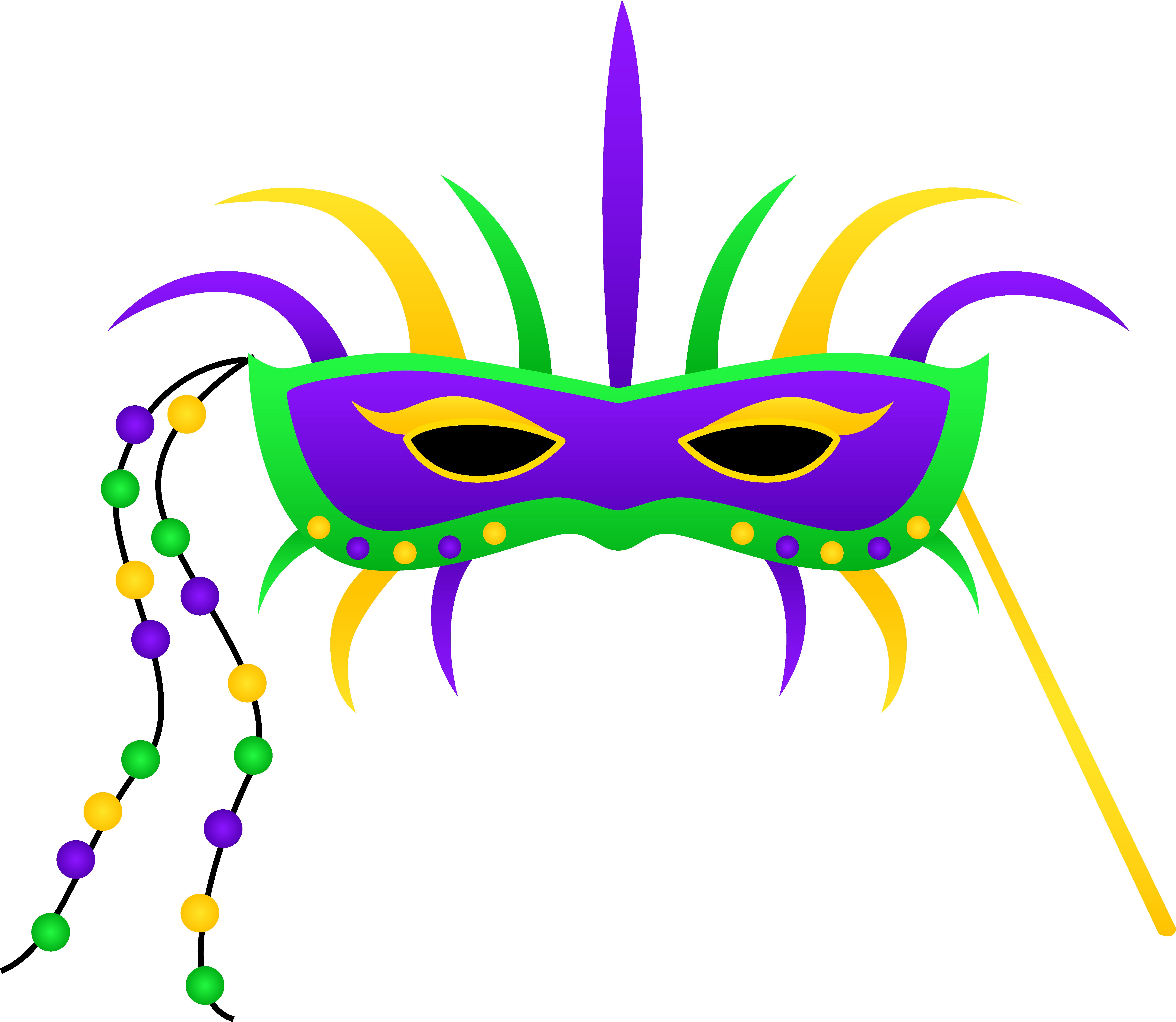 Mardi Gras Clipart-mardi gras clipart-16