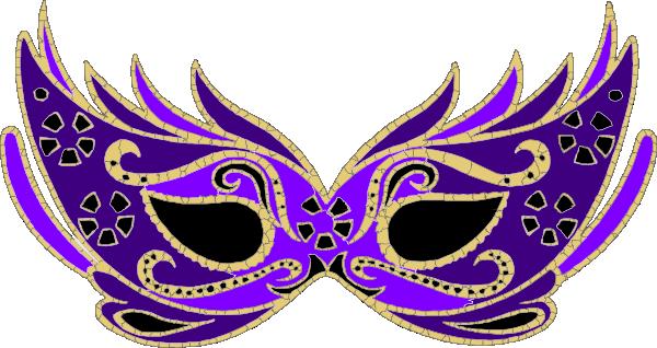 Mardi Gras Mask Clipart Cliparts Co