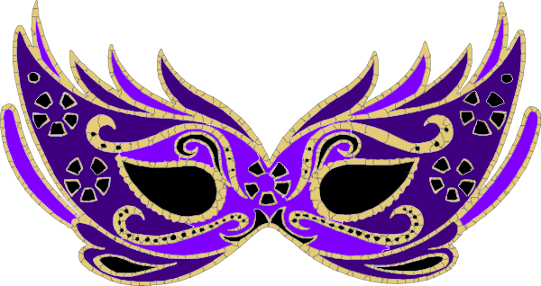 Mardi Gras Mask Clipart Cliparts Co