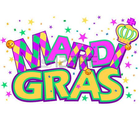mardi gras mask: Mardi Gras type treatment with crown