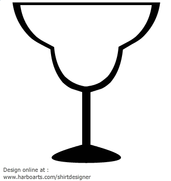 Margarita Cocktail Glass Clipart - Free Clip Art Images. Drinks | Online Design Software Vector Graphics u2013 Blog | Page 3