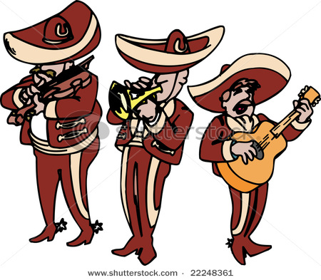 Mariachi Clipart-mariachi clipart-2
