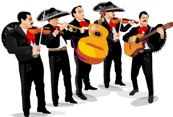 ... Mariachi Band Clip Art Clipart - Cli-... Mariachi band clip art clipart - Clipartix; Santa cruz, Festivals and Adobe ...-11