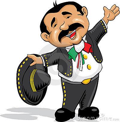 Mariachi Band Clip Art. Happy Mariachi R-Mariachi band clip art. Happy Mariachi Royalty Free .-3