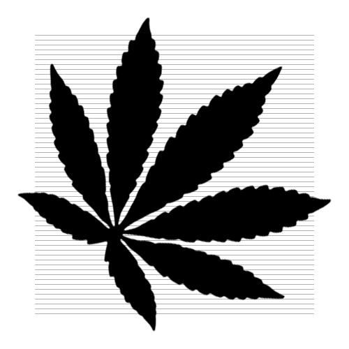 Marijuana Leaf Clip Art 2-Marijuana Leaf Clip Art 2-11