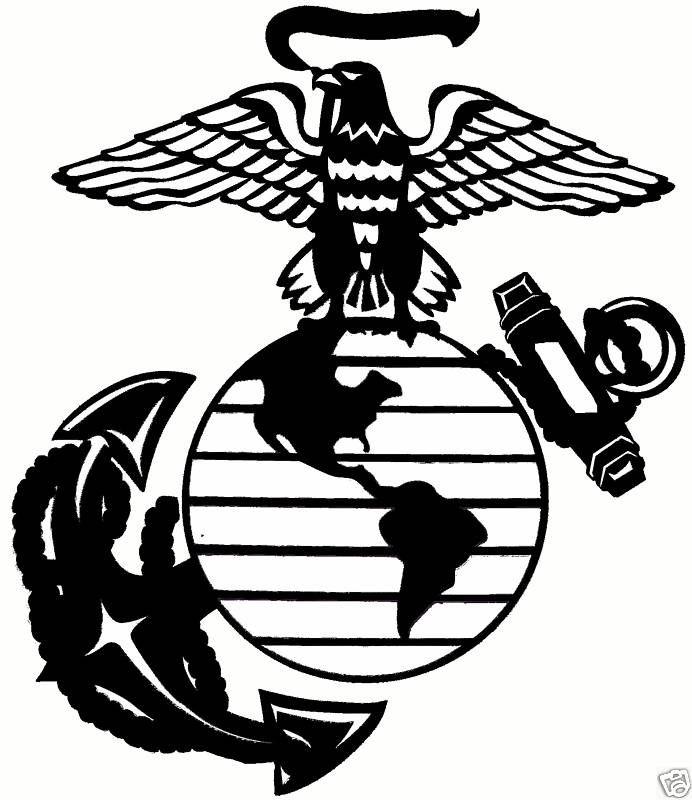 ... marine corps emblem clip  - Marine Corps Emblem Clip Art