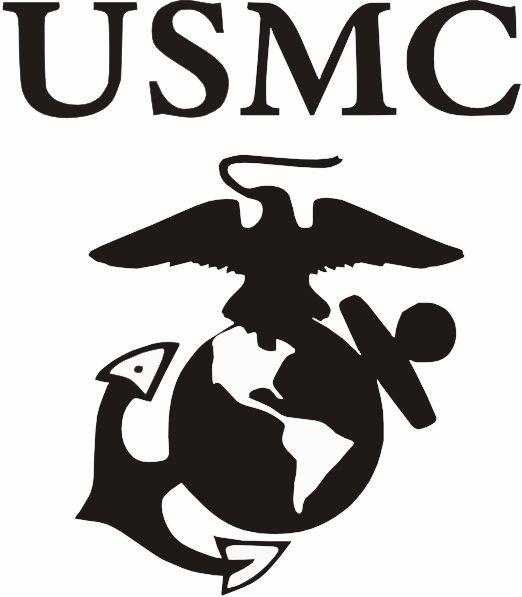 Marine Corps Emblem Clip Art | Usmc Logo-Marine Corps Emblem Clip Art | Usmc Logo clip art | art | Pinterest | Logos, Usmc emblem and Armed forces-9
