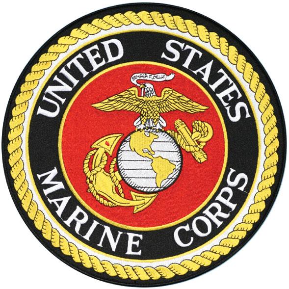 Marine Corps Emblems .
