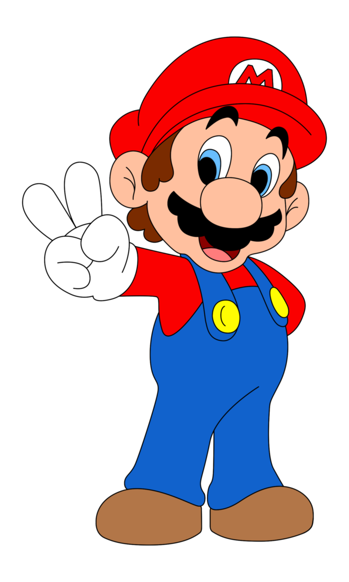 ... Mario Bros Clip Art - clipartall; Clipart super ...