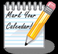 Mark Your Calendar Clipart . 0cbcb235a5a747dee17c0815022cd3 .