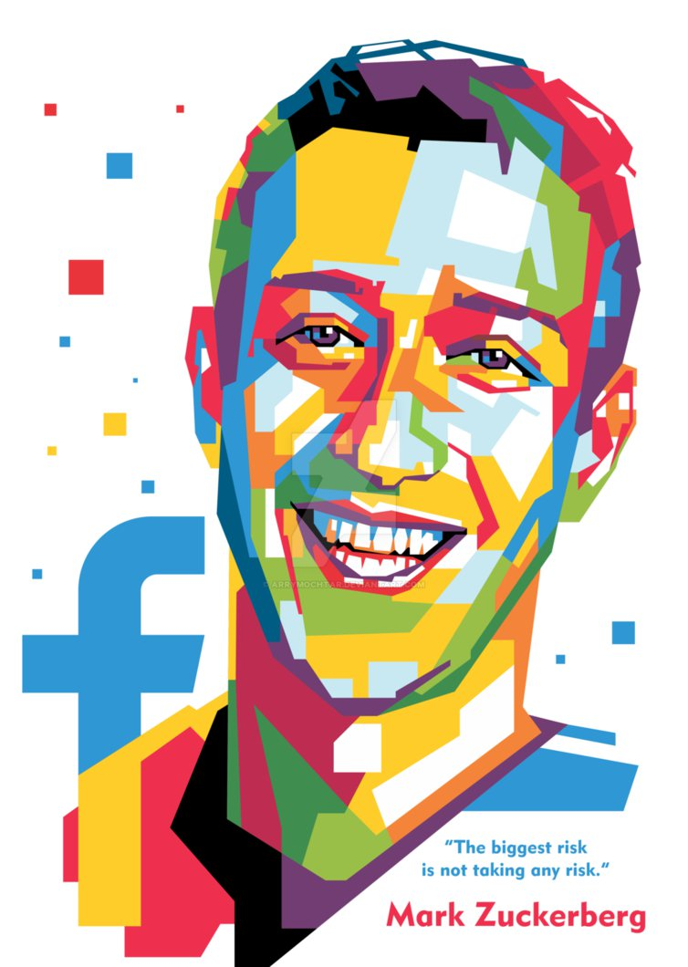 Mark Zuckerberg By ArryMochtar ClipartLo-Mark Zuckerberg by ArryMochtar ClipartLook.com -8