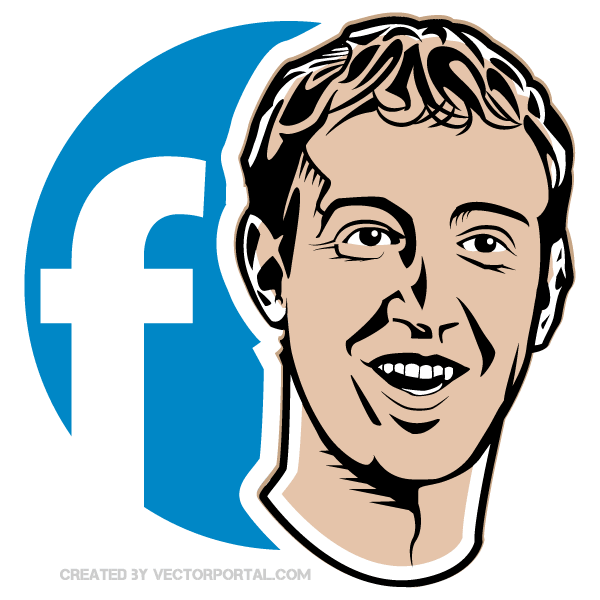 Mark Zuckerberg Vector Image-Mark Zuckerberg Vector Image-15