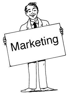 marketing clipart