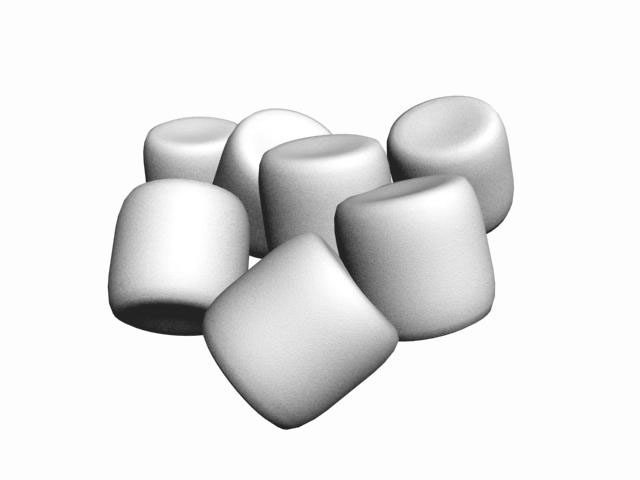 ... Marshmallow Clip Art - clipartall ...