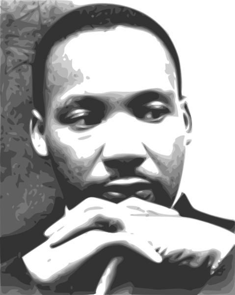 Martin Luther King Jr. clip art-Martin Luther King Jr. clip art-19