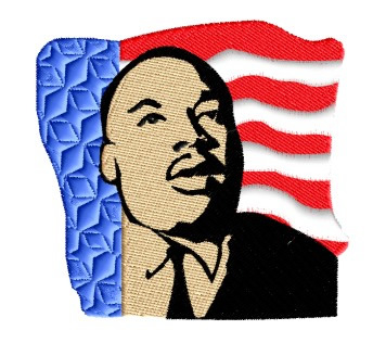 Martin Luther King Jr Day No  - Martin Luther King Clipart