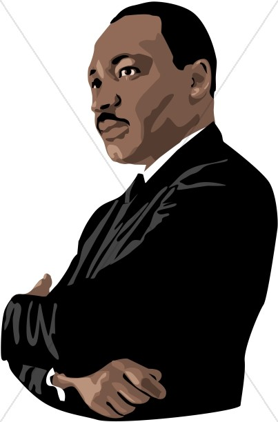 Martin Luther King Jr. Graphic-Martin Luther King Jr. Graphic-10
