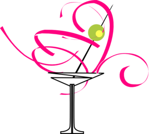 Martini Glass Clip Art At Clker Com Vector Clip Art Online Royalty