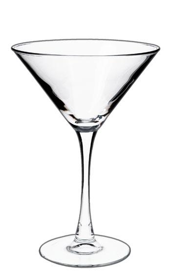 martini glass clip art .