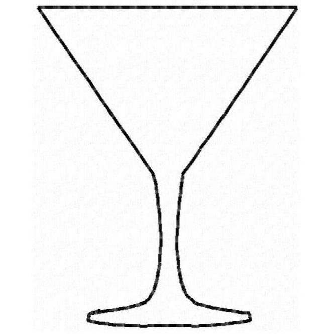 Martini Glass Clip Art Free