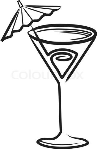 Martini glass clipart 8 free .-Martini glass clipart 8 free .-9