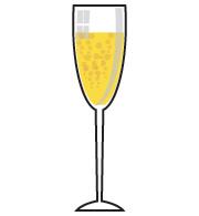 ... martini glass; Free Clip Art, web graphics at Stuartu0026#39;s Clipart ...