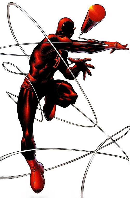 Daredevil (Marvel Comics) by Joe Quesada