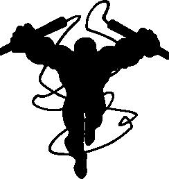 Daredevil Silhouette