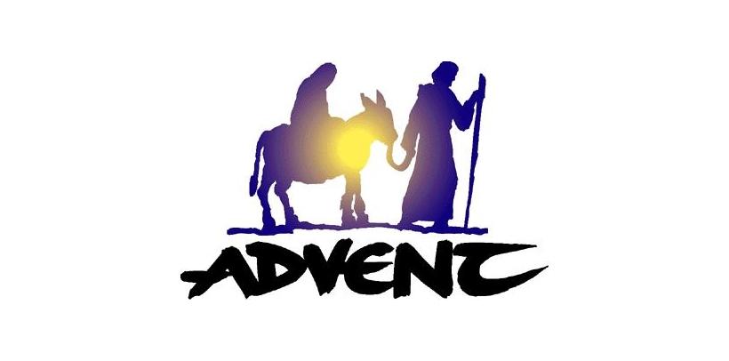 mary and joseph advent clip-a - Free Advent Clip Art