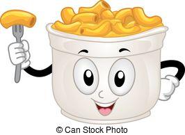 Mascot Mac And Cheese Mascot Illustratio-Mascot Mac And Cheese Mascot Illustration Of A Cup Of Mac-19