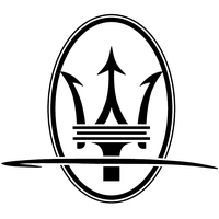 Maserati Logo Image PNG Image