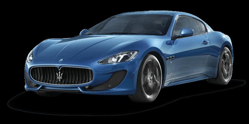 Maserati PNG Transparent Image