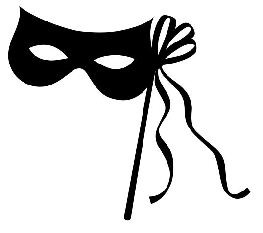 Masks clip art download