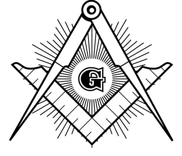 masonic clipart
