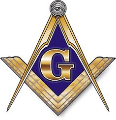 Masonic Square u0026amp; Compasses.