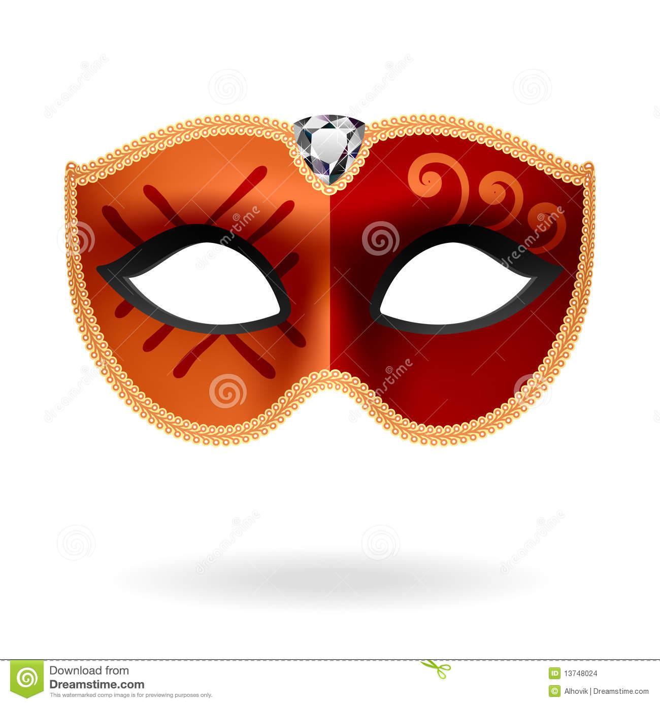 Masquerade Mask Stock Images-Masquerade Mask Stock Images-10